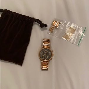 Michael Kors Rose Gold Watch - NWT